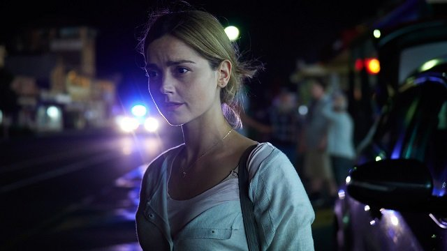 WARNING: Embargoed for publication until 00:00:01 on 25/09/2018 - Programme Name: The Cry - TX: n/a - Episode: n/a (No. Ep 1) - Picture Shows:  Joanna (JENNA COLEMAN) - (C) Synchronicity Films Ltd - Photographer: Lachlan Moore