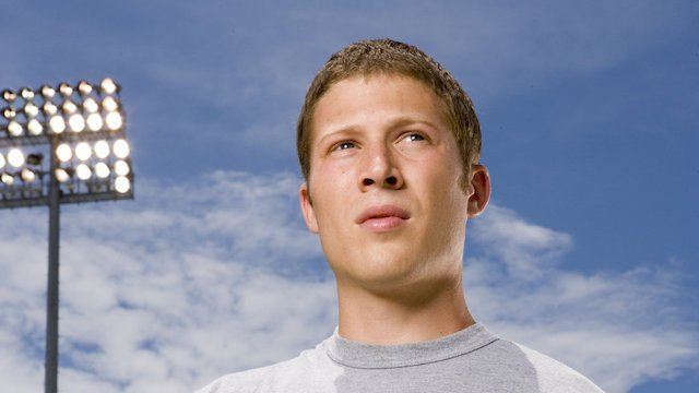FRIDAY NIGHT LIGHTS -- Pictured: Zach Gilford as Matt Saracen -- NBC Photo: Michael Muller -- NBC Photo: Michael Muller