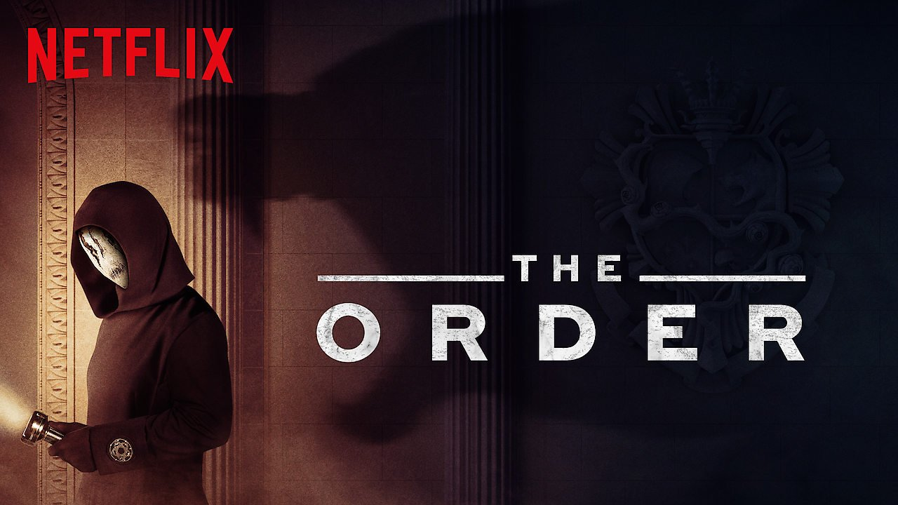 The Order Stagione Season 2 Netflix