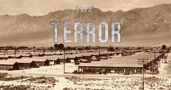 The Terror 2 Logo Opening