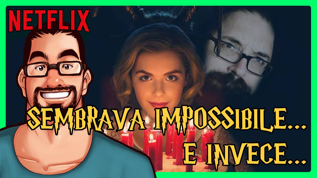 chilling adventure sabrina-netflix-italia-streaming lestblue, telefilm addicted, pilot, streaming, complete streaming, review, recensione, commento, nerd, geek,