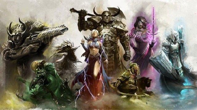 guild wars 2 classi