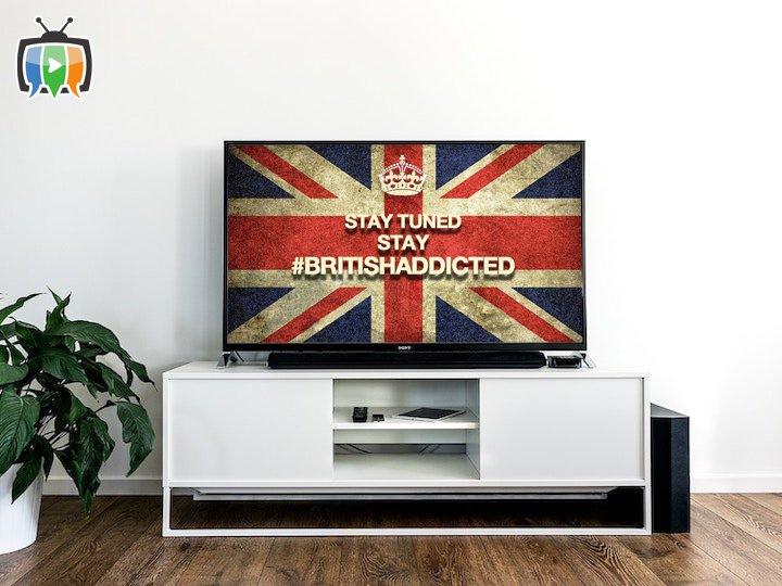 British Addicted Serie TV