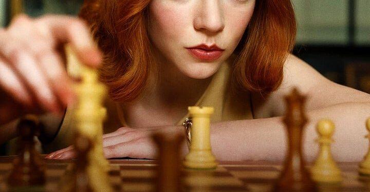 La Regina degli Scacchi - The Queen's Gambit