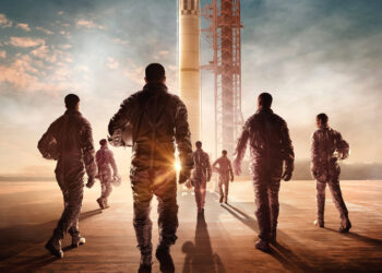 The Right Stuff - Disney +