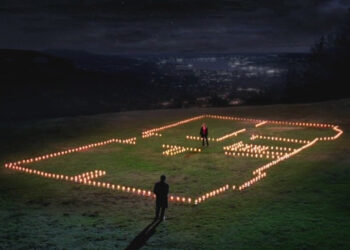 Grey's Anatomy Derek Meredith Casa di Candele Candle House