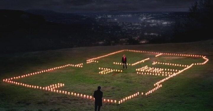 Grey's Anatomy Derek Meredith Casa di Candele Candle House