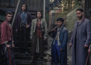The Irregulars - Gli Irregolari di Baker Street