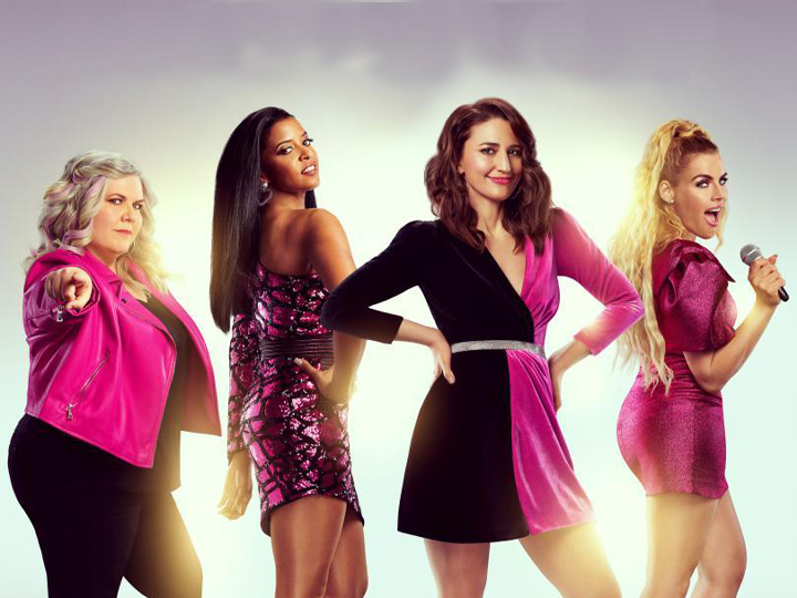 Girls5eva – Recensione della nuova serie prodotta da Tina Fey